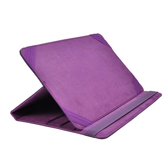 """Solight univerzální pouzdro – desky z polyuretanu pro tablet 10"""", fialové"""